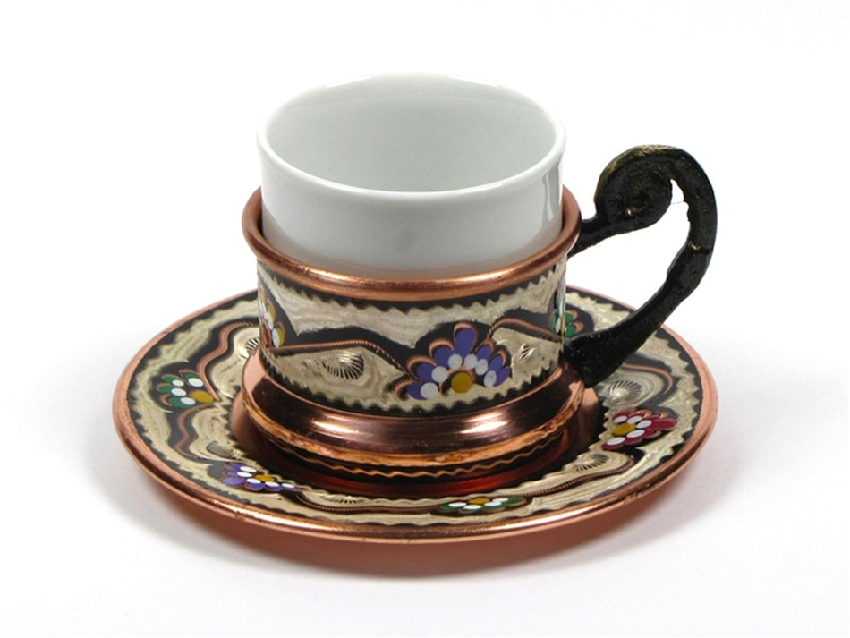 Turkish Coffee Cups on Pinterest | Turkish Coffee, Hand ...