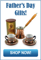 Turkish Coffee World - Father's Day Sale